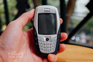 nokia 6600 cũ nguyên bản