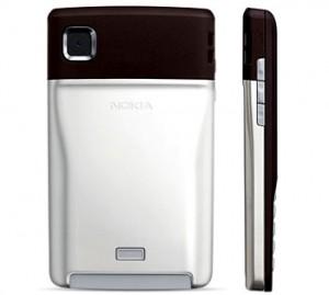 Camera của Nokia E61i không có đền Led