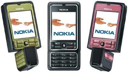 Nokia 3250 độc đáo